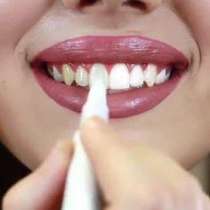 Beauty Make Up, Beauty Care, Beauty Nails, Hair Beauty, White Teeth, Dental, Body Care, Makeup Looks, Life Hacks