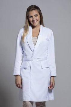 Resultado de imagem para jaleco fashion feminino