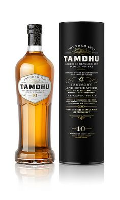 label / Tamdhu whisky