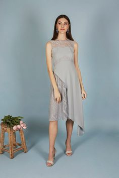 VESTIDO LENA | Teria Yabar Primavera Verano 2020 Formal Dresses, Fashion, Spring Summer, Feminine, Dresses For Formal, Moda, Formal Gowns, Fashion Styles, Formal Dress