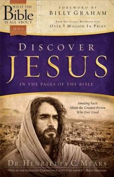 $14.99 Discover Jesus in the Pages of the Bible by Dr. Henrietta Mears