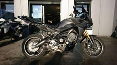2015 Yamaha MT-09 Tracer ABS Just arrived :)