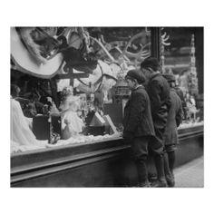 Christmas Wish List, 1920s Posters