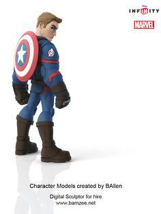 Captain America Civil War: Infinity, B Allen on ArtStation at https://www.artstation.com/artwork/Ay1BN