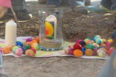 Ostern in der evangelischen Grundschule Rostock - Morgenkreis nach den Ferien!