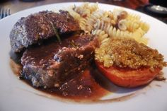 Hackbraten Steak, Baking, Foodies, Meatloaf, Meat, Easy Meals, Recipies, Bakken, Steaks