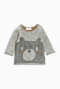 Buy Bear Jersey Jumper (0-18mths) online today at Next: Lithuania