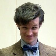 A friendly reminder that Doctor Who comes back in 33 days.