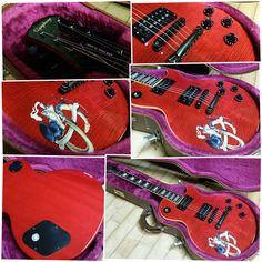 Epiphone Les Paul Slash Snakepit - 6jt Recording Studio Home, Home Studio Music, Epiphone Les Paul, Rock And Roll, Guitars, Music Instruments, Pretty, Beautiful, Art