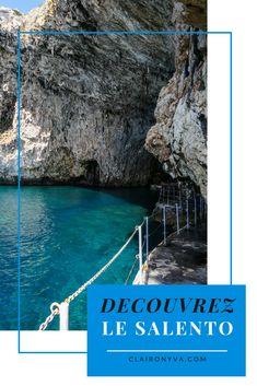 Le Salento en voiture : 4 jours d'Otranto à Gallipoli - Claire, on y va ! Rome, Bali, Road Trip, Destinations, Voyage Europe, Image Categories, Blog Voyage, City Photo, Outdoor Decor