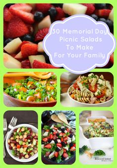 30 Memorial Day Picnic Salads To Make For Your Family