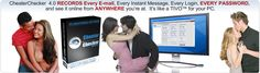 Cheater Checker - Monitors And Records All Instant Message/Chats