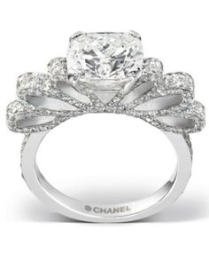Chanel Diamond Ring