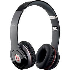 Fone de Ouvido Beats by Dr. Dre On Ear Preto Solo HD