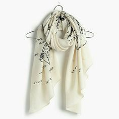 Madewell cityguide scarf Madewell cityguide scarf. New, no tags Madewell Accessories Scarves & Wraps