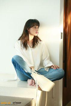 Korean Actresses, Korean Actors, Actors & Actresses, Asian Woman, Asian Girl, Kim Ji Won, Beautiful Asian Women, Pretty And Cute, Celebs