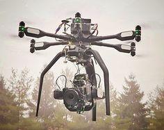 World's First ARRI Alexa XT Micro-Aerial Flight With AeroCine: