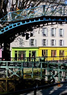 Canal Saint-Martin, Paris X