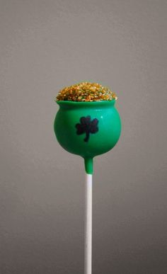 10 Tasty 2015 st. patrick's Day Cake Pops To Satisfy That Sweet Tooth - Fashion Blog