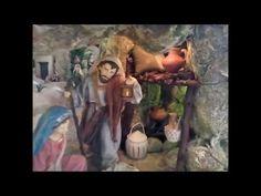 Pesebre Monumental Iglesia Santo Tomás Apóstol - Caracas 2016 Painting, Art, Saints, Nativity Sets, Caracas, Nativity Scenes, Art Background, Painting Art, Kunst