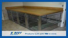 dog kennel designs | Direct Animal