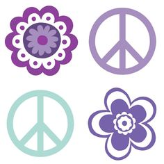 Hippie Chic Kidifexs Wall Stickers - Wall Sticker Outlet
