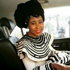 Xhosa Traditional Dresses New Fashion – Styles Art - niedcrafts. African Traditional Wedding, African Traditional Dresses, Traditional Wedding Dresses, Traditional Outfits, African Wedding Attire, African Attire, African Wear, African Weddings, African Style