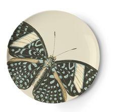 Set of 4 Metamorphosis Side Plates design by Thomas Paul
