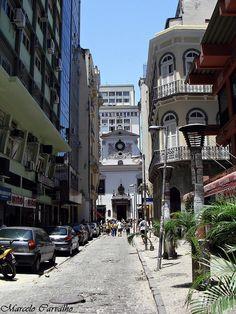 Rua do Rosário, Rio de Janeiro, Brazil