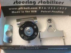 Pit Bull steering stabilizer/damper - http://get.sm/WZDu9lr #wera Used