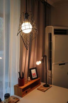 [손잡이닷컴] 파이프 스탠드 조명 만들기 - Create a pipe Standing lights