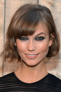 2013: The Year When All the Famous People Chopped Their Hair | Karlie Kloss