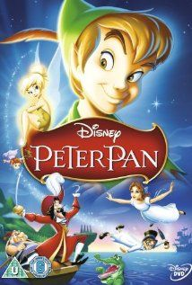 Peter Pan: Platinum Edition on DVD from Disney / Buena Vista. More Fantasy, Classics and Family DVDs available @ DVD Empire. Pan Le Film, Peter Pan Film, Peter Pan 1953, Film D'animation, Peter Pan Disney, Bd Collection, Disney Collection, Peter Pans, Studio Disney
