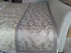 The Virtual Workroom How To Make Curtains, Bed Throws, Soft Furnishings, Contrast, Blanket, Home Decor, Bedspreads, Decoration Home, How To Sew Curtains