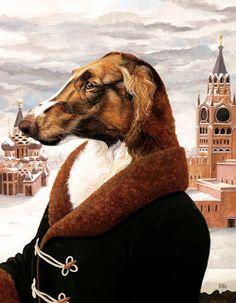 Ritratto di... cane