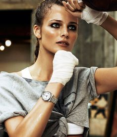 What Happens To Men's Watches When Women Wear Them Feature Articles