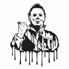 Horror Drawing, Horror Art, Horror Cartoon, Scary Movies, Horror Movies, Chucky Horror Movie, Horror Movie Tattoos, Halloween Quotes, Halloween Film