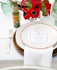 A beautiful tablescape is all you need for a great cinco de mayo gathering