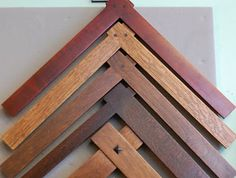 Mortise and tenon joinery Homemade Picture Frames, Wood Picture Frames, Craftsman Frames, Craftsman Style, Wood Projects, Woodworking Projects, Japanese Woodworking, Crafts With Pictures, Wood Joinery