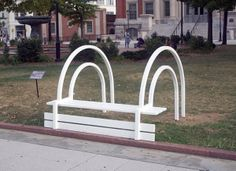 Jeppe Hein - Social Benches