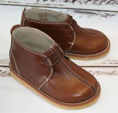 Elephantito *VINTAGE BOOTIE* Leather Brown