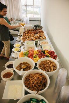 hotel breakfast New Ideas breakfast buffet ideas continental Wedding Breakfast, Brunch Wedding, Best Breakfast, Brunch Buffet, Party Buffet, Buffet Wedding, Hotel Breakfast Buffet, Breakfast Catering, Brunch Food