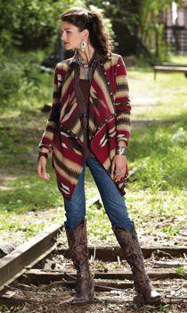 Tasha Polizzi North Woods Cardigan - one of my favorites for Fall 2012!