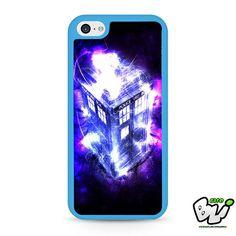 Tardis Doctor Who iPhone 5C Case