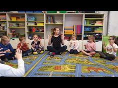 MiguMig - Jadę, jadę - YouTube Kindergarten Music Lessons, Exercise For Kids, Kids Rugs, Education, School, Youtube, Crafts, Speech Language Therapy, Therapy
