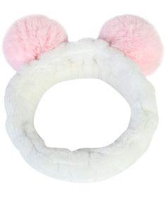 #Panda#Ear#Headbands#Washing#Face#Shower#Headbands#Fluffy#Elastic#Makeup#Hairbands#Beauty#lovely#Spa#Makeup#Wrap#C618TLNO8TR | Panda Ear Headbands-Washing Face Shower Headbands Fluffy Elastic Makeup Hairbands-Beauty lovely Spa Makeup Wrap - C618TLNO8TR Women's Headbands, Floral Headbands, Headbands For Women, Hair Barrettes, Gold Hair Clips, Metal Hair Clips, Fascinator Hairstyles, Fancy Hairstyles, Flower Hair Accessories