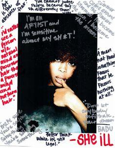 Quotes & Affirmations of Erykah Badu Erykah Badu Quotes, Cheap Gucci, Misfits, Art Journaling, Affirmations, Bathrooms, Idol, Wallpaper, Art Diary