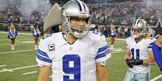 With Highest December QB Rating in NFL History, Romo Wins Monthly Honor - IRVING, Texas - If there's a been a month that has plagued Tony Romo and the Cowboys more than any other, it's obviously been December. Cowboys Football, Dallas Cowboys, Football Helmets, Gifts For Sports Fans, Tony Romo, Nfl History, Irving Texas, December