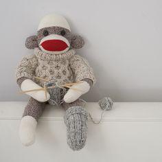 sock sock monkey!