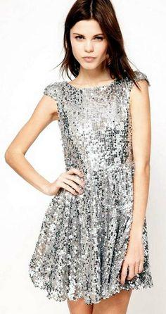 New Year's Eve Dresses 2014 <3 GLITTER <3